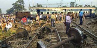 New Farakka Express derailment   Latest updates: seven killed, many injured, says ADG Satish Kumar