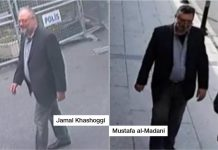 Surveillance footage reveals Saudi 'body double' in Khashoggi's clothes after he was as soon as killed, Turkish source says