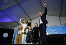 Newsom Family to Leave Historical Governor's Mansion for Property in Sacramento Suburb – KTLA Los Angeles