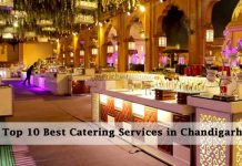 Top 10 Best Catering Services in Chandigarh