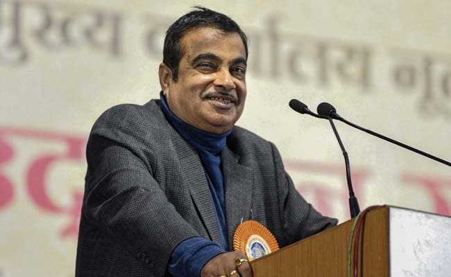 """Nitin Gadkari's Express Assault On PM,"" Tweets Congress Over New Remarks"
