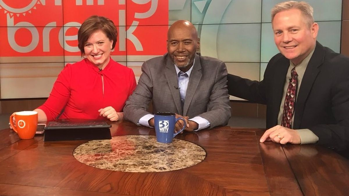 WBTV's Steve Crump shares his diagnosis at some stage in Colon Most