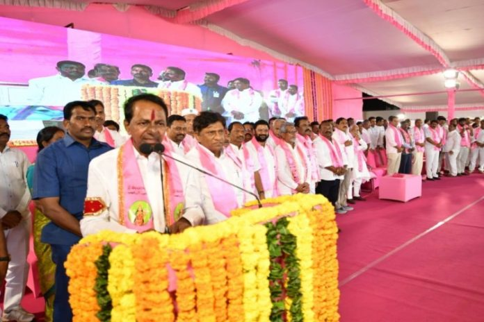 'I've no wish to become the High Minister': KCR
