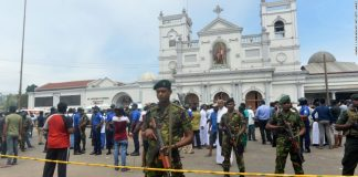 Explosions rock no now not as a lot as three church buildings and two accommodations in Sri Lanka, police insist – CNN