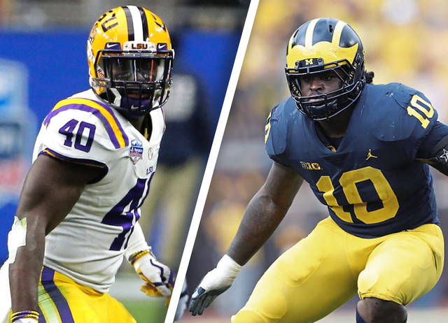 Tim Benz: These groups may presumably secure Devin White, Devin Bush from Steelers at NFL Draft – Tribune-Evaluate
