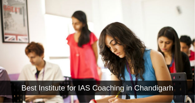 Best Institute for IAS Coaching in Chandigarh