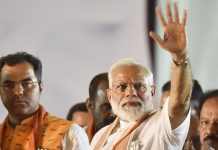 Lok Sabha elections 2019: On victory in 2019 elections, PM Modi's one-line response