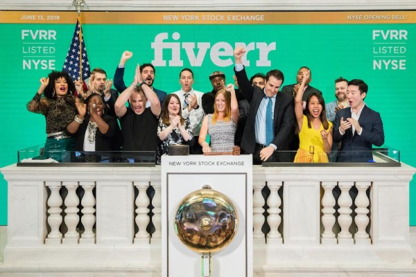 Fiverr shares climb ninety% in first day of shopping and selling – TechCrunch