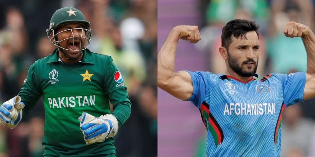 Live Score Pakistan Vs Afghanistan Live Cricket Ranking Pak Vs Afg Full Score Icc Cricket World Cup Live Match Protection On Line Cwc 2019 Afghanistan Vs Pakistan Hindustan Live