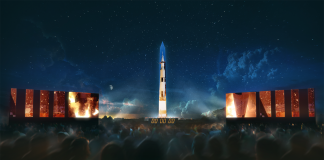 The Rocket That Took Folk to the Moon Will Be Projected on the Washington Monument Subsequent Week – Gizmodo