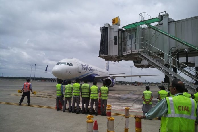 Kochi CIAL airport resumes flight operations 2 days after it became as soon as shut attributable to flooding