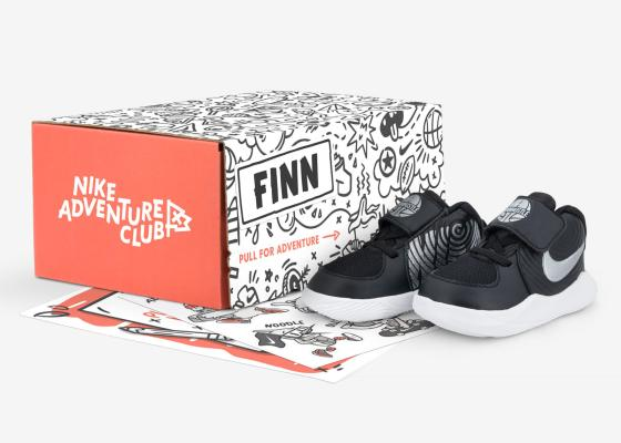 Nike launches a subscription carrier for kids' footwear, Nike Adventure Membership – TechCrunch