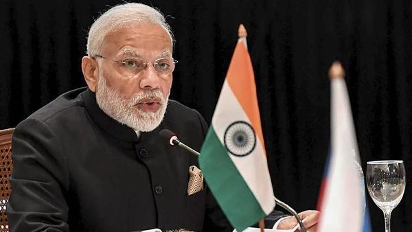 There isn't one of these thing as an even bigger resolution than Kashmir: PM Modi