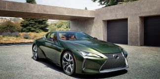 Lexus Fair Made The LC Even Better Taking a survey – Jalopnik