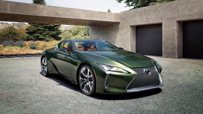 Lexus Fair Made The LC Even Better Taking a survey – Jalopnik