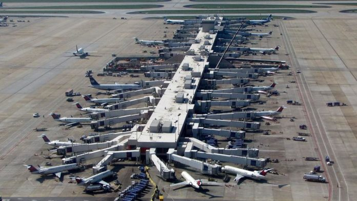 Flight delayed after threatening disclose came upon on a airplane at Atlanta airport Saturday – WTVC