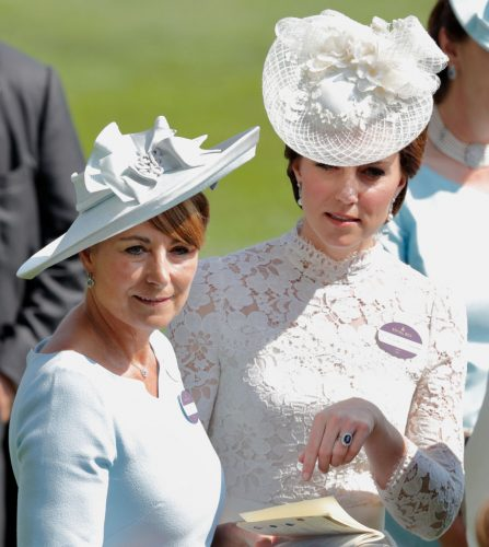 These Photos Point to Factual How Stop Kate Middleton Is to Her Mother, Carole Middleton – Showbiz Cheat Sheet