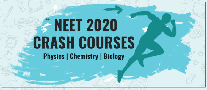crash course for NEET 2020