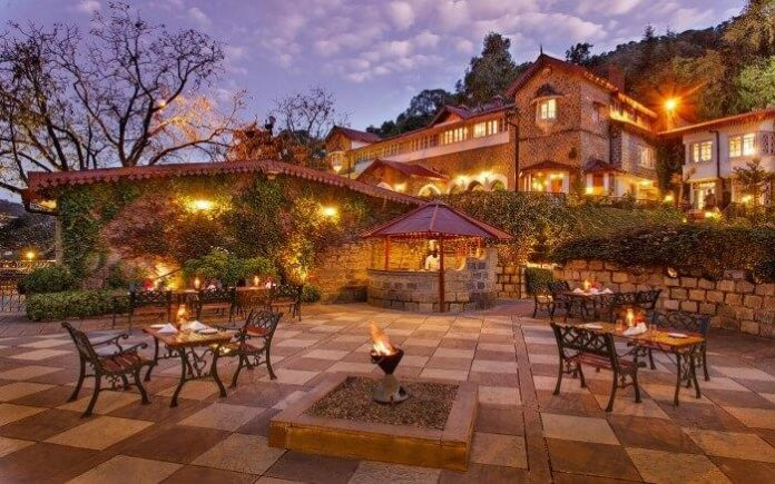Boutique resorts in mukteshwar