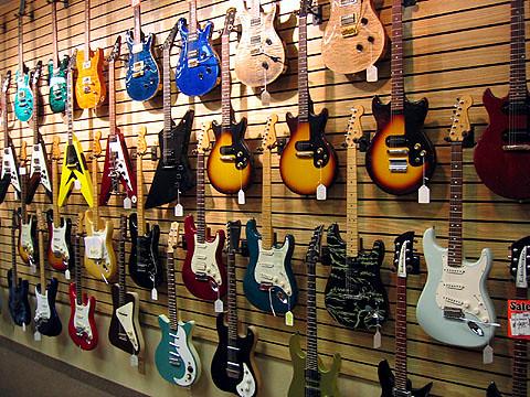 buy electric guitar online