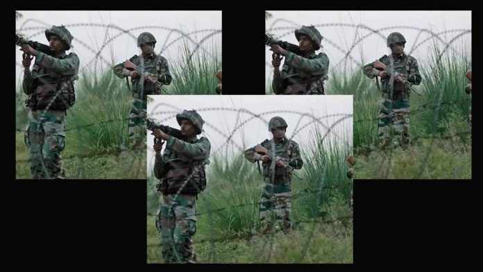 Pak firing alongside LoC kills military officer in Jammu's Rajouri district | News – Times of India Movies