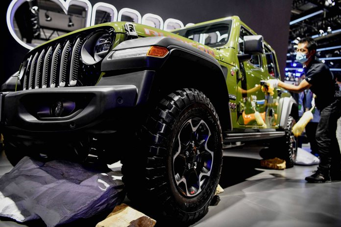 Jeep has a legendary recognition, but a rising number of rivals – CNBC