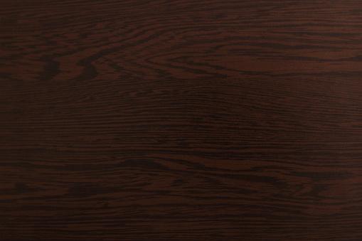 Dark wood textured laminates